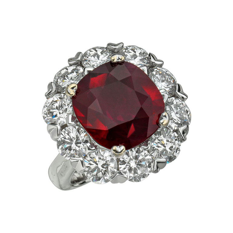 ruby ring ruby ring no diamonds